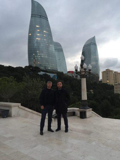 Miora Group CEO Mirshod N. Shakirov